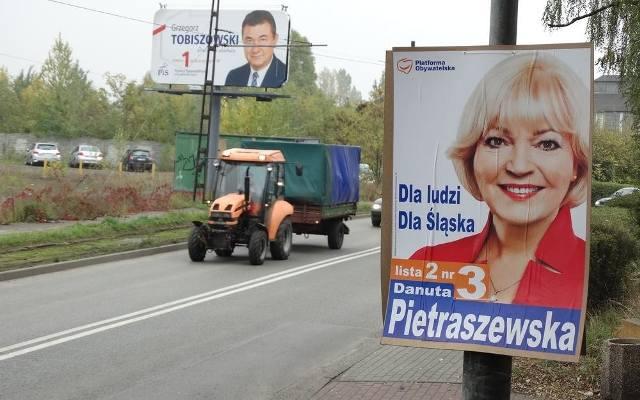 Ruda śląska Plakaty Wyborcze Dziennikzachodnipl