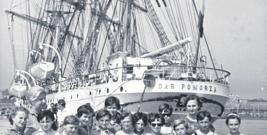 Wiele dzieci ze Śląska i Zagłębia dzięki koloniom pierwszy raz w życiu widziało morze i muszelki