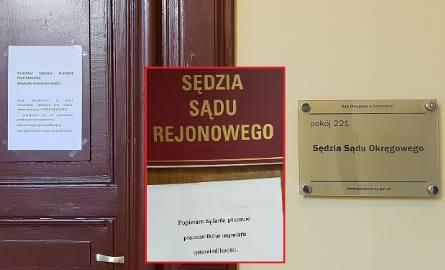 Szczecińscy sędziowie poparli protest urzędników sądowych