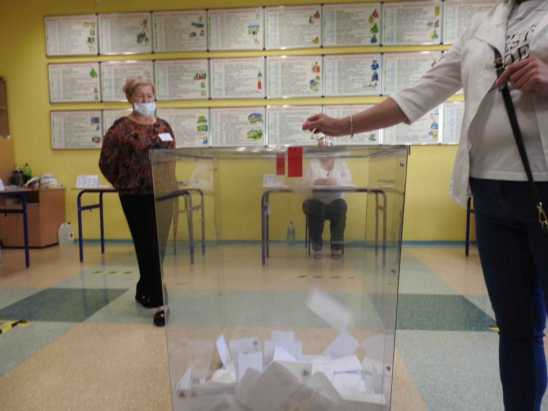 Wybory Małkinia