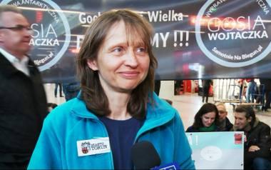 Małgorzata Wojtaczka: Pomysł wyprawy na biegun powstał dwa lata temu, na Spitsbergenie.