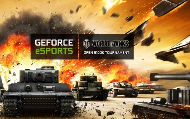 World of Tanks: 100 000 dolarów do zdobycia