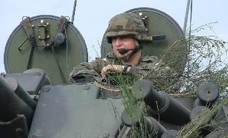 Poligon ma być sprawdzianem zołnierzy i ich transporterów