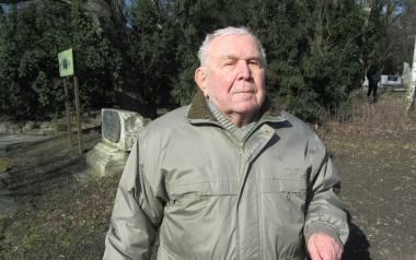 Henryk Jarocki na Cytadeli