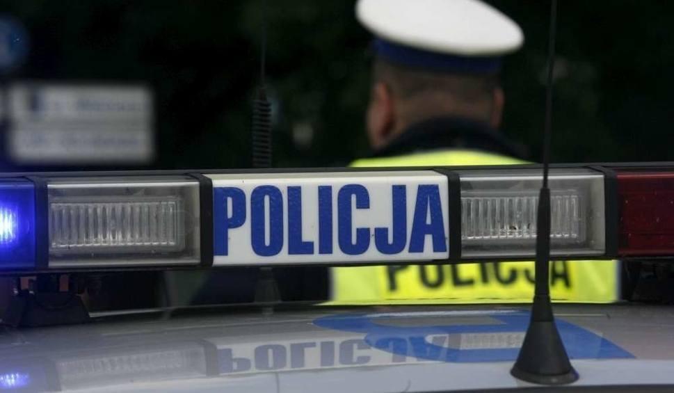 Film do artykułu: Wypadek autobusu na ul. Gdańskiej. Nie jeżdżą tramwaje