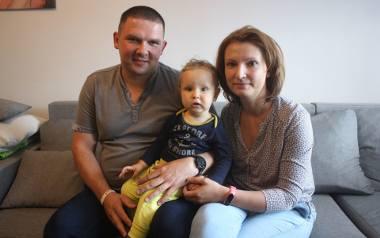 Pani Ewa z Siewierza usłyszała w szpitalu, że poroniła. Dziś Tymon ma już 14 miesięcy