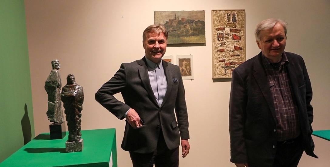 Rzeźby szczecińskiego artysty trafiły do Muzeum Narodowego