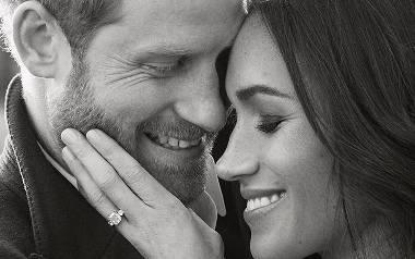 Książę Harry i Meghan Markle - oficjalna sesja zdjęciowa narzeczonych