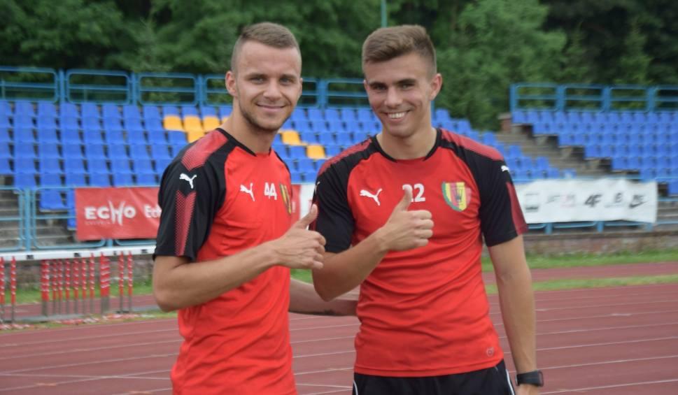 Film do artykułu: - Marcin Cebula może odejść za... milion euro - mówi trener Korony Gino Lettieri. Pomocnika chce Jagiellonia