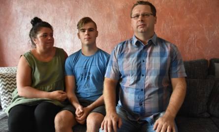 Kacper miał wypadek na lekcji wf w Rybniku. Prokuratura umorzyła sprawę