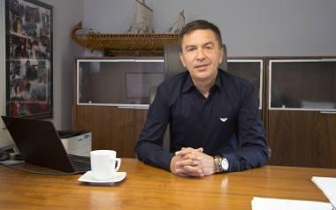 Piotr Henicz, wiceprezes i współwłaściciel biura podróży Itaka.