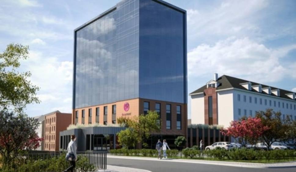 Grupa Immobile Przebuduje Biurowiec W Centrum Bydgoszczy Na Hotel