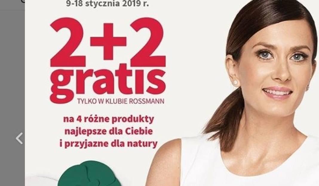 Promocja rossmann 2019