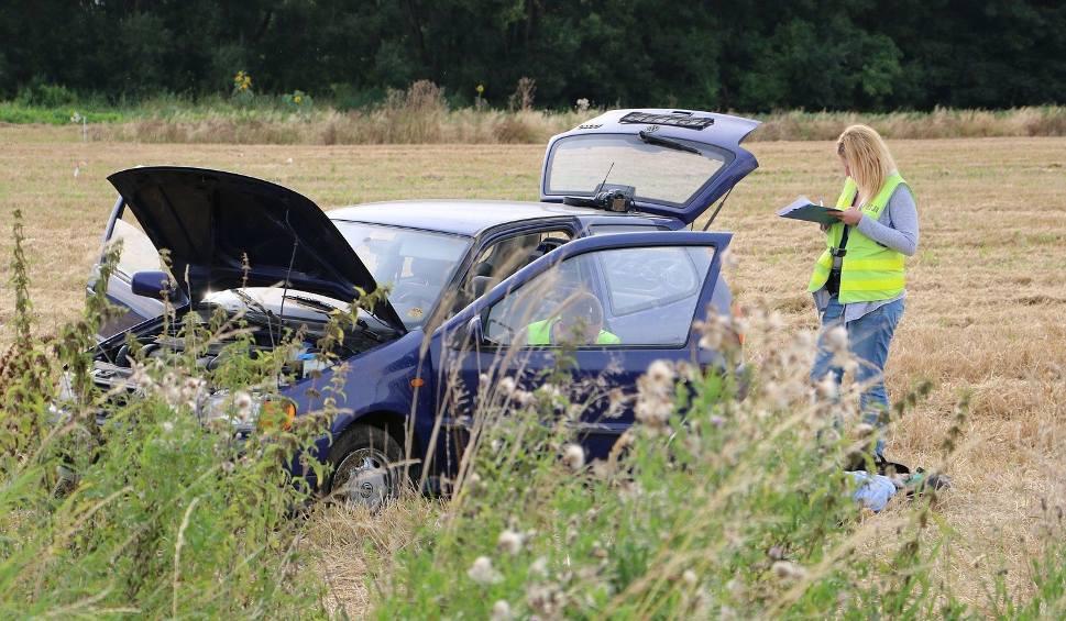 Film do artykułu: Po pościgu policjant postrzelił szesnastoletniego kierowcę