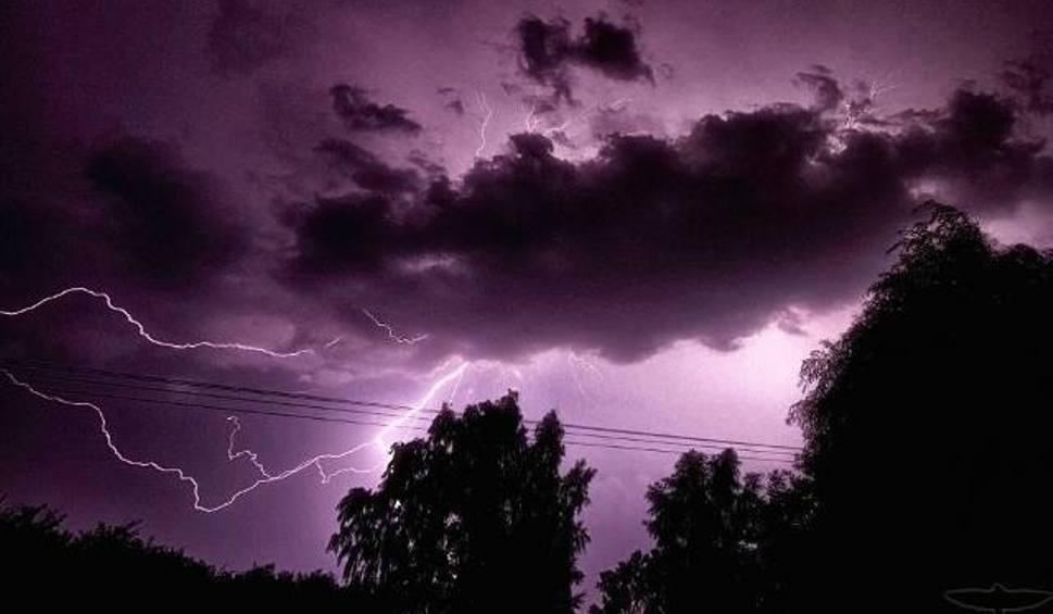 Film do artykułu: Gdzie jest burza - OPOLSKIE I OPOLE. Ostrzeżenie przed burzami [11.06.2018]