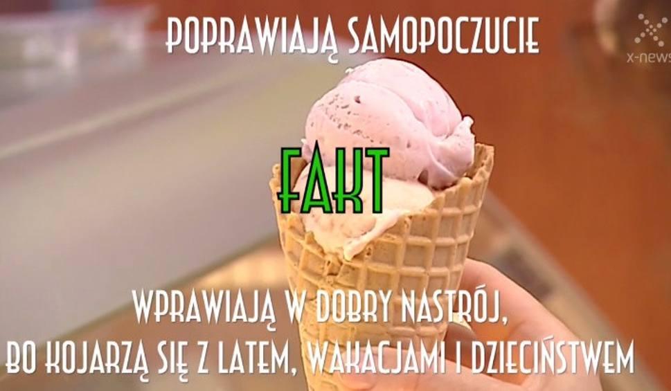 Film do artykułu: Fakty i mity o lodach. Jeść czy nie jeść? [WIDEO]