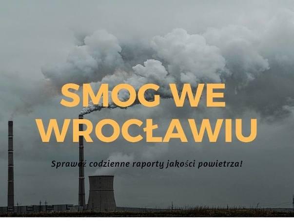 Smog we Wrocławiu. Tu dziś lepiej nie oddychać [OSIEDLA]