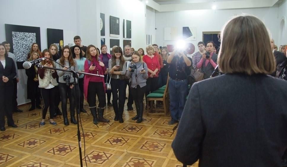Film do artykułu: Most Kultury połączył Kielce i Winnicę. Wystawa kieleckich malarzy na Ukrainie [ZDJĘCIA]