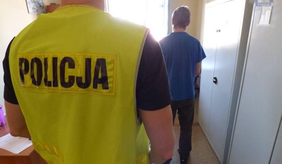 Film do artykułu: Pasażerowie z narkotykami, a kierowca bez prawa jazdy