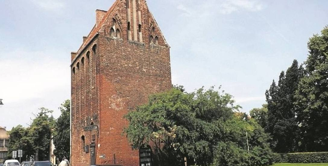 Baszta lontowa zbudowana została w XIV w. jako część gotyckich fortyfikacji
