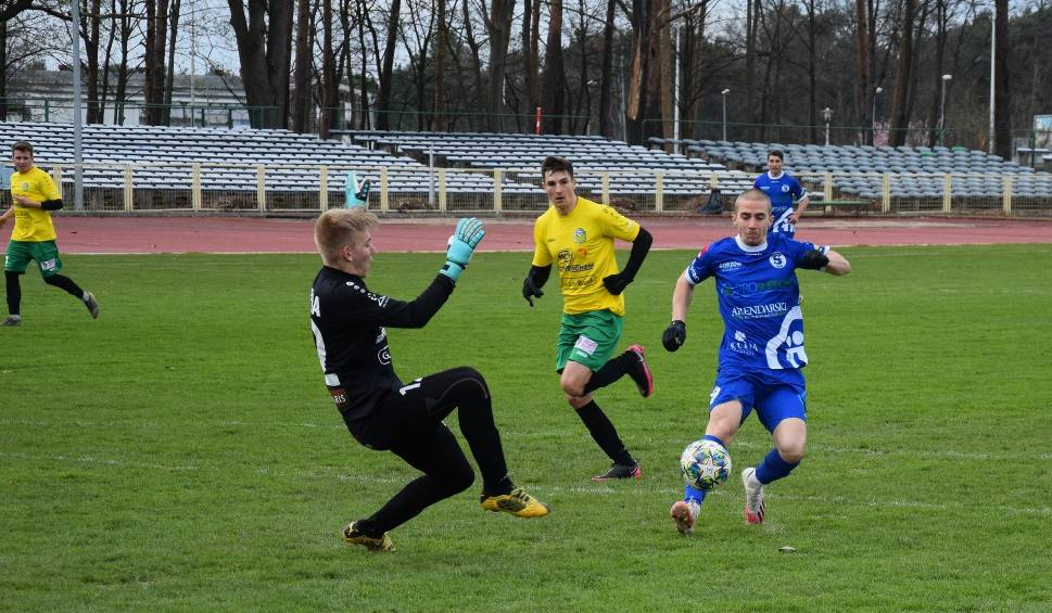 Film do artykułu: Puchar Polski. Piłkarze Lechii Zielona Góra prowadzili już 3:0, ale rywal dorowadził do dogrywki