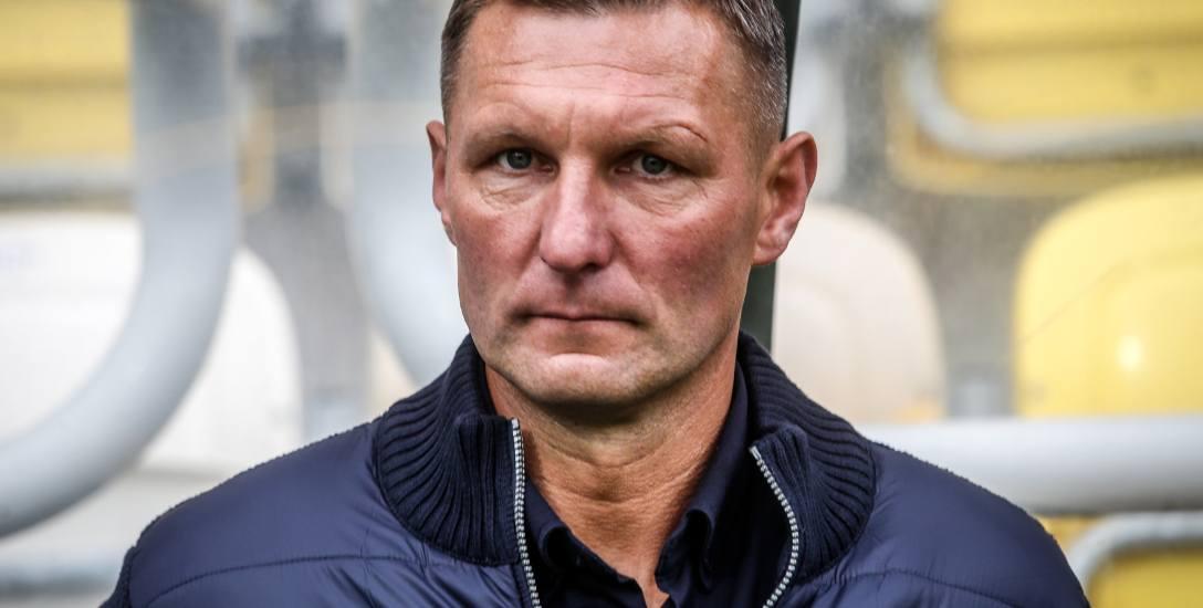 Urwanie punktów takiej drużynie jak Legia było wielkim sukcesem Arki - uważa Niciński
