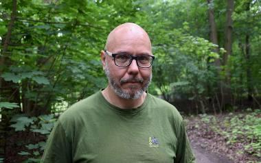 Remigiusz Koziński, kierownik do spraw edukacji i promocji w poznańskim ogrodzie zoologicznym tłumaczy dlaczego dzikie zwierzęta pojawiają się coraz