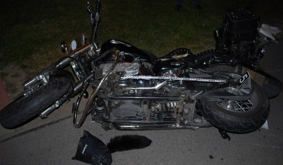 Film do artykułu: Dwie osoby ucierpiały w zderzeniu motocykla z samochodem w Wólce Bielińskiej