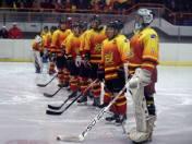 Hokej na lodzie. Mecz na szczycie w Łodzi!