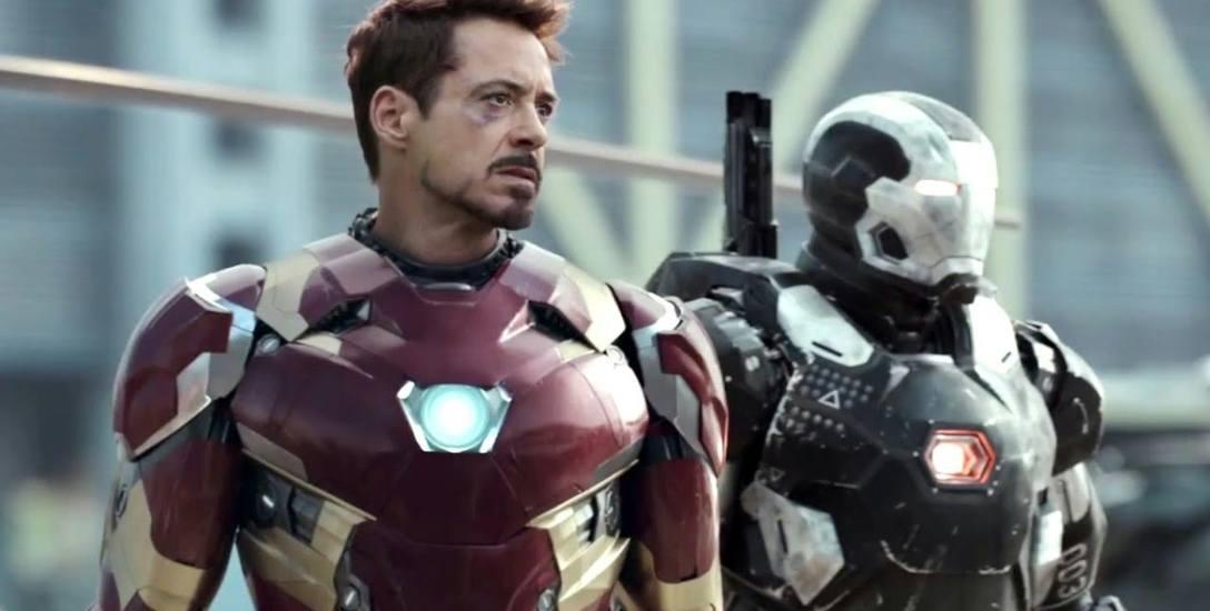 """Oglądając film """"Kapitan Ameryka: wojna bohaterów"""", superbohaterom sekunduje Zdzisław Haczek"""