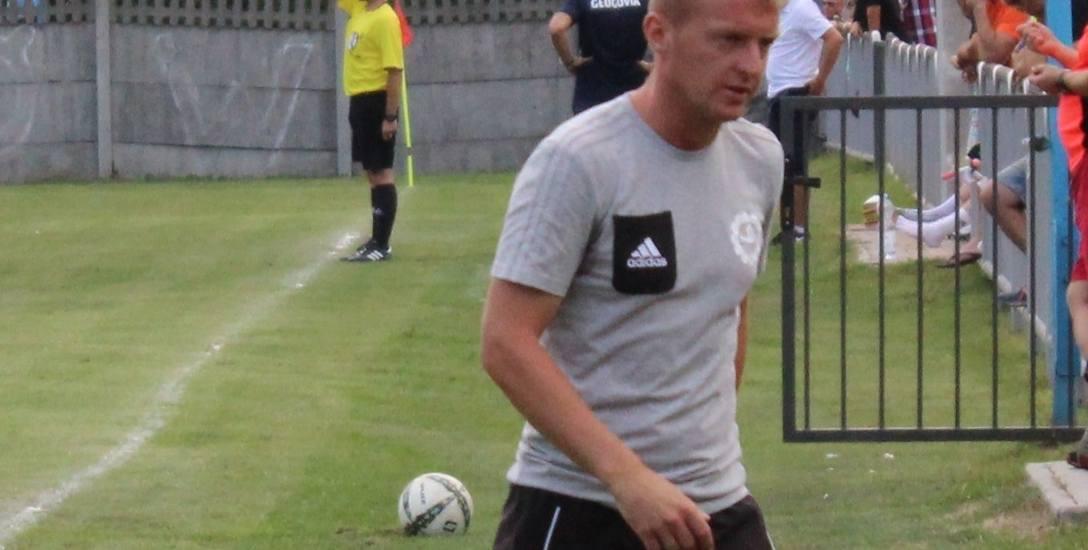 Damian Skiba jest zadowolony z postawy drużyny jesienią. Wiosną planuje wprowadzić do zespołu kolejny młodych graczy