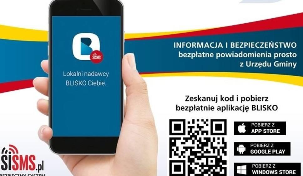 Film do artykułu: Mieszkańcy gminy Gorzyce mogą korzystać z mobilnego systemu powiadamiania