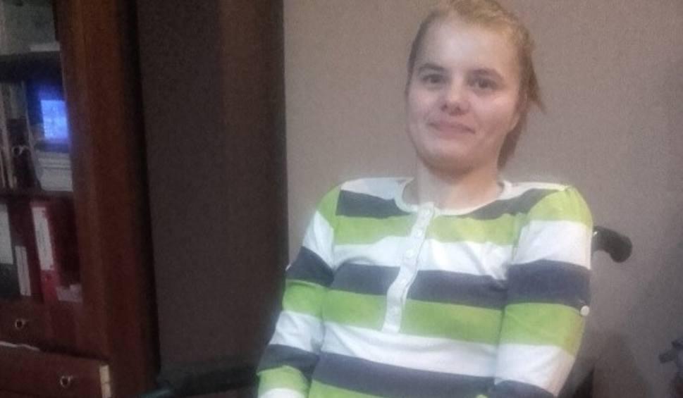 Film do artykułu: Ola Lipska z Fałkowa potrzebuje naszego wsparcia, pozwólmy jej stanąć na nogi