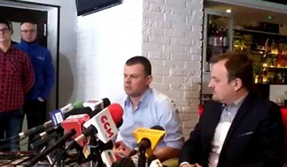 Film do artykułu: Jaroszewski: Mam status podejrzanego. Jestem ofiarą fatalnego zwyczaju odwdzięczania się