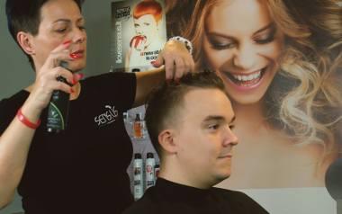 Stylizacja męskich włosów. To też nie lada sztuka!