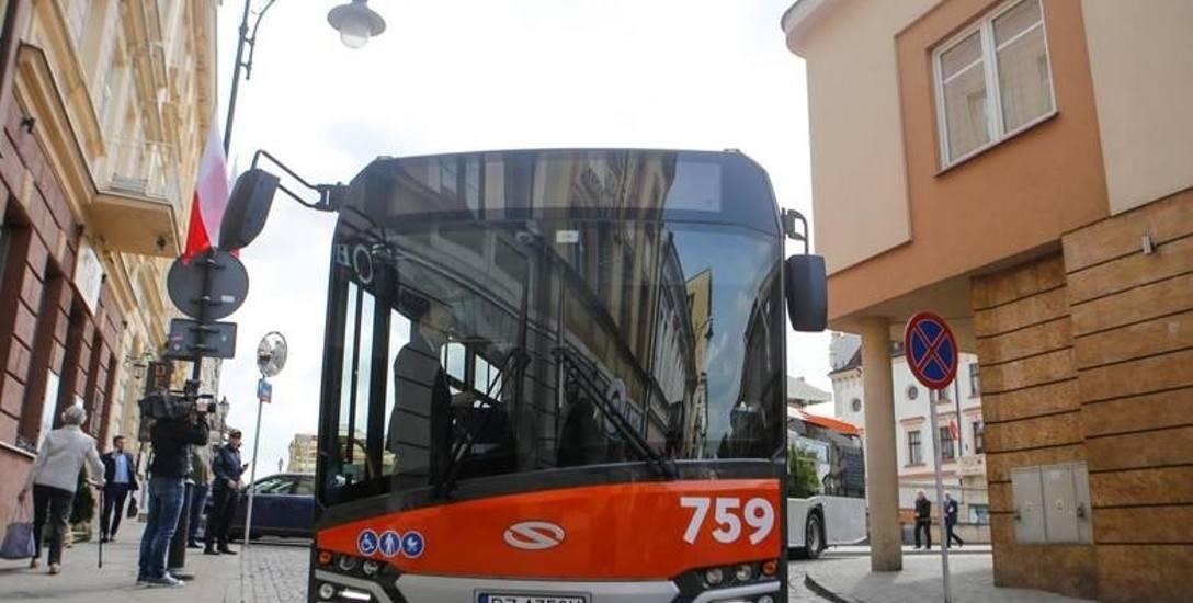 Rzeszów szuka dostawcy kolejnych nowych autobusów