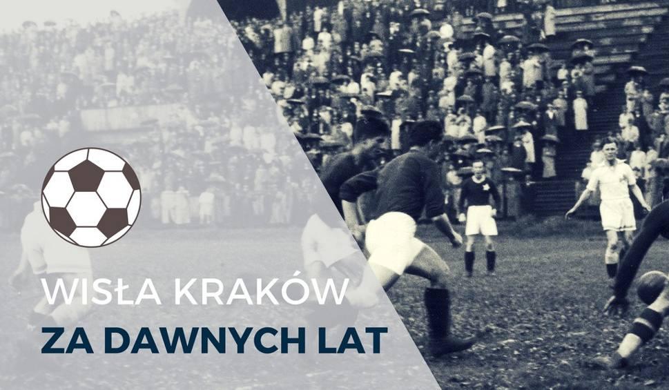 Film do artykułu: Wisła Kraków za dawnych lat. Niezwykłe mecze, tłumy fanów, stare stadiony i kibice na drzewach! [ARCHIWALNE ZDJĘCIA]