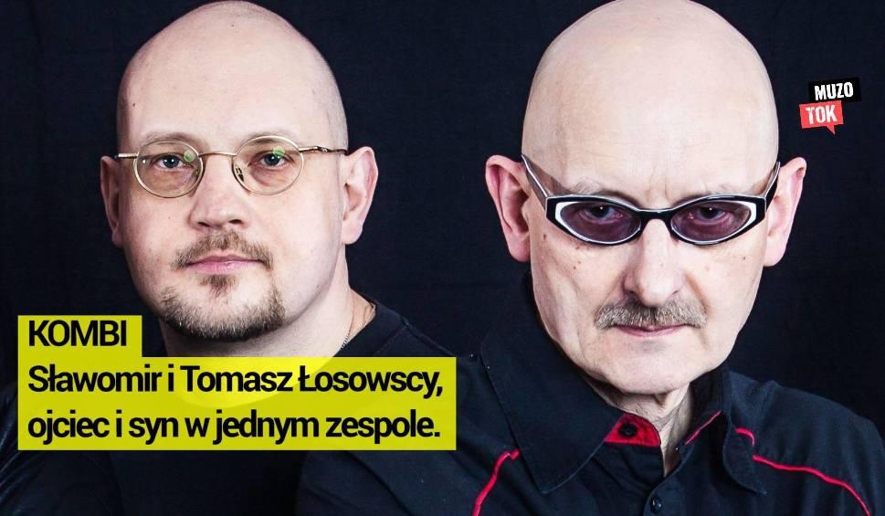 Film do artykułu: MUZOtok na Dzień Ojca 2018: Sławomir Łosowski i Tomasz Łosowski o wspólnych występach w zespole Kombi