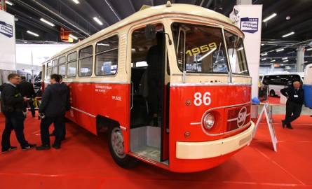 Najstarsze w Polsce autobusy komunikacji miejskiej można zobaczyć podczas Międzynarodowych Targów Transportu Zbiorowego TRANSEXPO. Każdy z przygotowanych