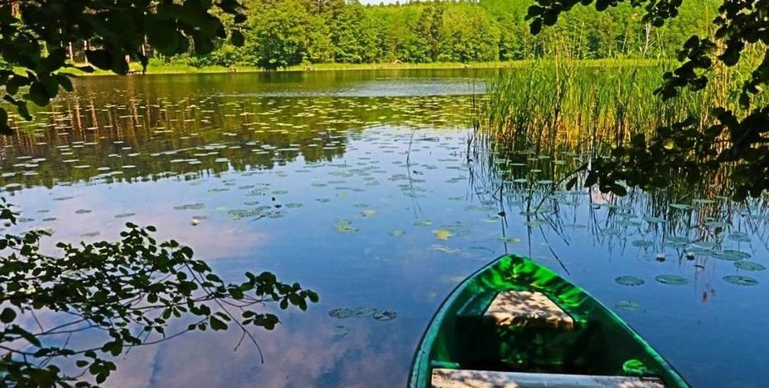 Jezioro Kęszyckie - tutaj woda została wcielona do wojska - plus ...