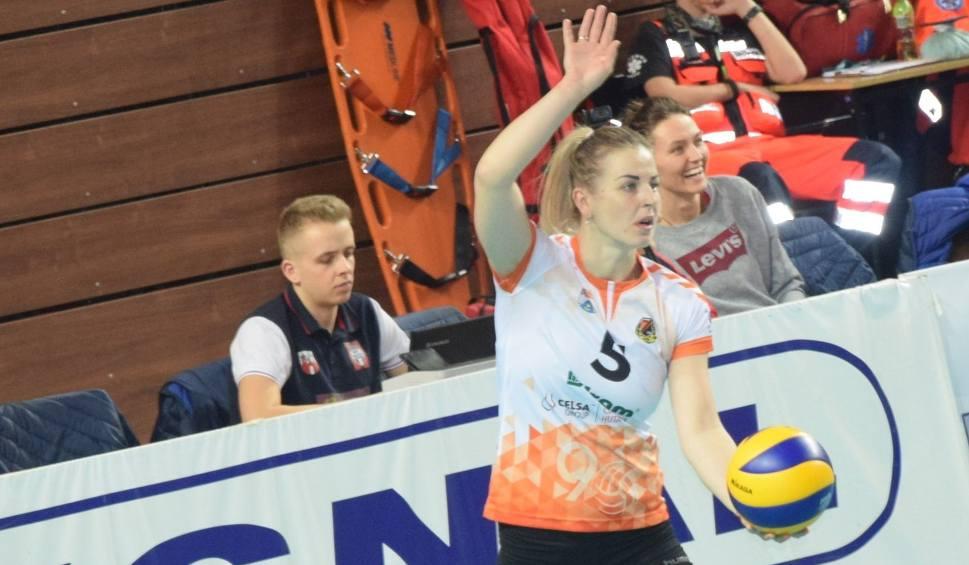 Film do artykułu: Siatkarki KSZO Ostrowiec przegrały pierwszy mecz barażowy o utrzymanie się w Lidze Siatkówki Kobiet
