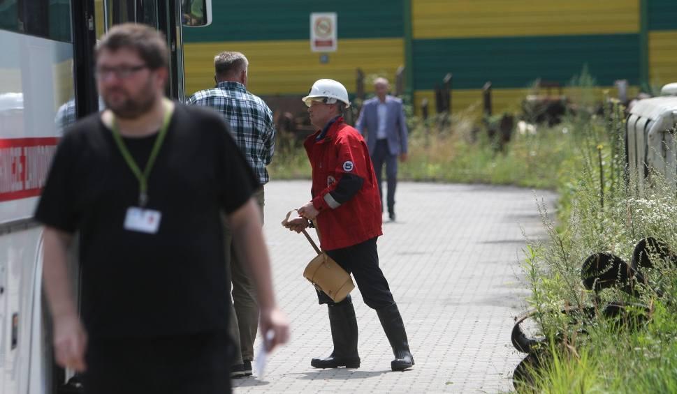 Wybuch w kopalni Murcki w Katowicach WIDEO Ratownicy szukają górnika