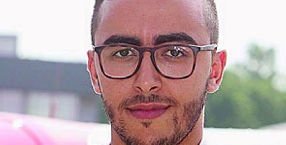 Omar Ait Taleb: Od dziecka wiedziałem, że będę pilotem