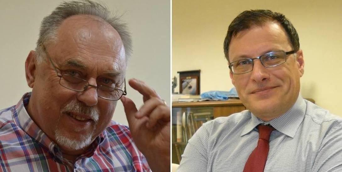 Janusz Sanocki (z lewej): Mówienie prawdy zawsze mnie kosztowało. Kordian Kolbiarz (z prawej): Poseł nie może mnie oskarżać o rzeczy, których nie ro