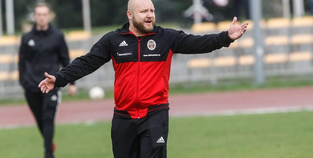 Grzegorz Sitek zdecydował się odejść z Wólczanki