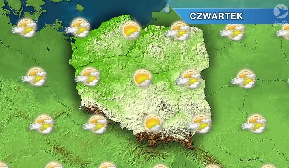 Film do artykułu: Pogoda w Opolu i na Opolszczyźnie. W czwartek pełnia lata