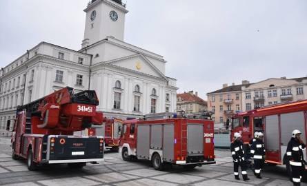 Przed godz. 14.00 do urzędu miasta w Kaliszu przyszedł mail z informacją o podłożonej bombie.Przejdź do kolejnego zdjęcia --->