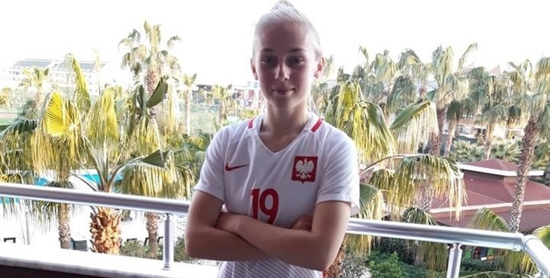 Karolina Bednarz przyznaje, że powołanie do kadry ją zaskoczyło