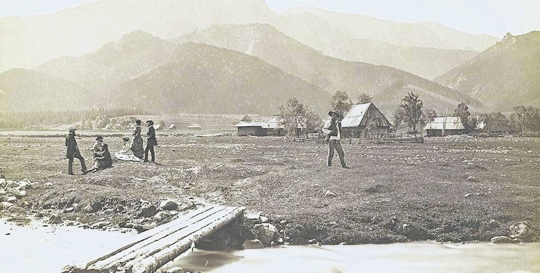 Mieszczaństwo zaczęło wypoczywać pod Tatrami już pod koniec XIX wieku. Każdy chciał przeżyć to na własnej skórze