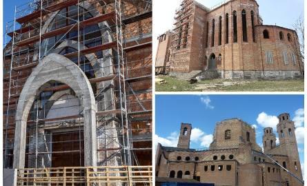 NMB Białostockie świątynie. Które są w budowie? Zobacz zdjęcia z dziś i sprzed lat